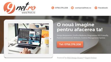Web Design Brasov 9net.ro