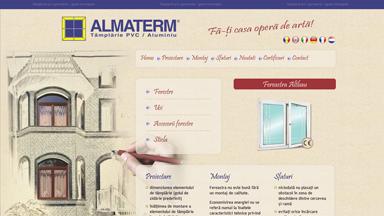 Web Design Brasov Almaterm