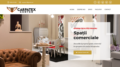 Web Design Brasov Carpatex