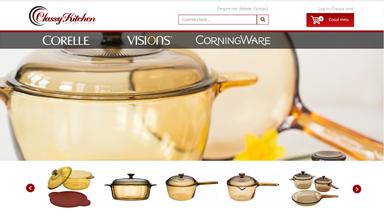 Web Design Brasov Classy Kitchen