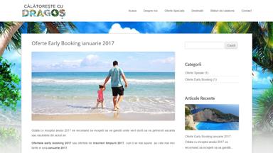 Web Design Brasov Turism