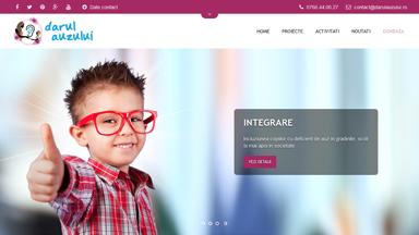 Web Design Brasov Darul Auzului
