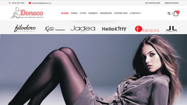 Web Design Brasov Doneco