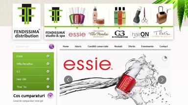 Web Design Brasov Essie