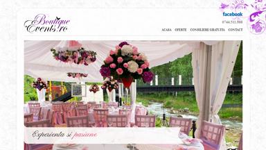 Web Design Brasov Organizari Evenimente
