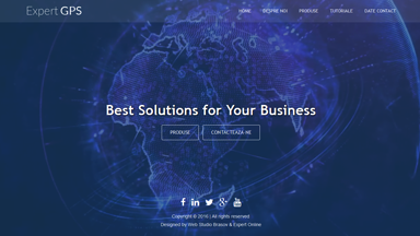 Web Design Brasov Expert GPS
