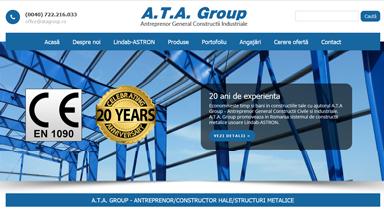 Web Design Brasov Hale Metalice