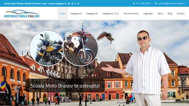 Web Design Brasov Scoala Auto