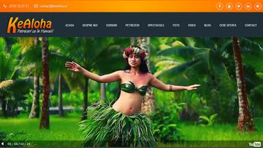 Web Design Brasov Kealoha