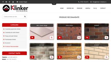 Web Design Brasov Klinker Romania
