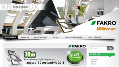 Web Design Brasov Kronlux