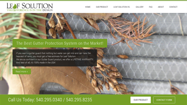 Web Design Brasov Leaf Solution