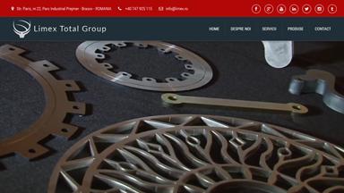 Web Design Brasov Limex