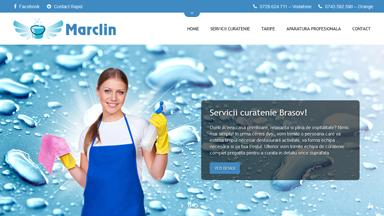 Web Design Brasov Marclin