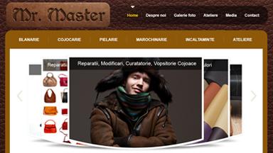 Web Design Brasov Mister Master