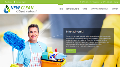 Web Design Brasov New Clean