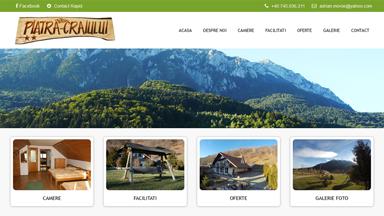 Web Design Brasov Piatra Craiului