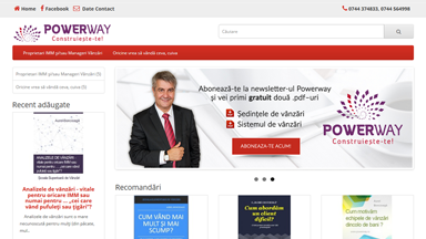 Web Design Brasov Power Way