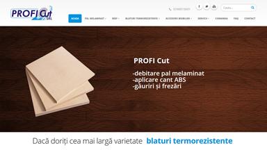 Web Design Brasov Profi Cut