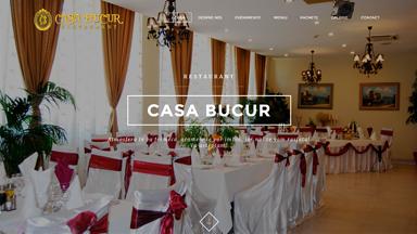 Web Design Brasov Restaurant