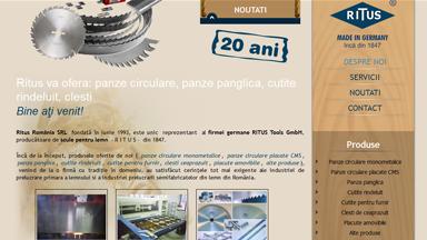 Web Design Brasov Ritus