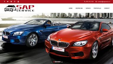 Web Design Brasov SAP Service