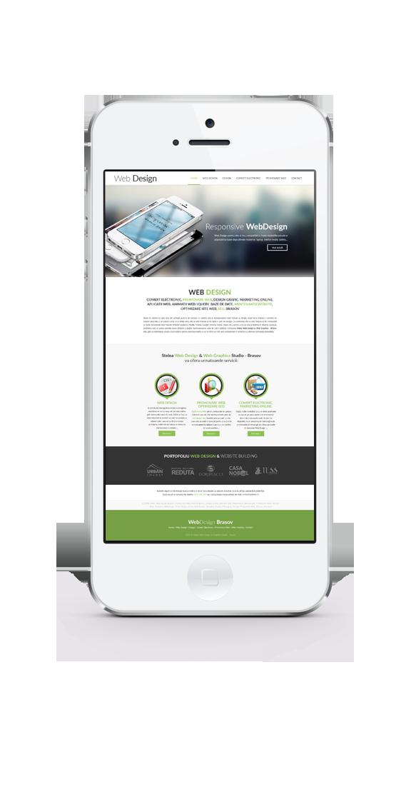 Webdesign Brasov Mobile