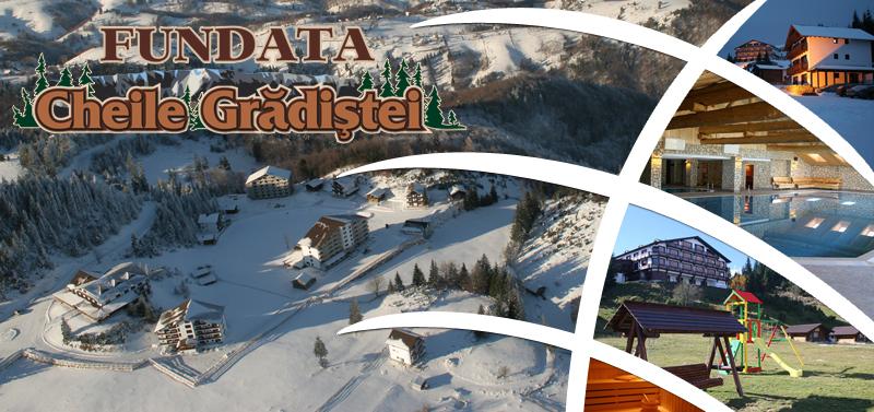 Realizare Site Turistic Brasov - Cheile Gradistei